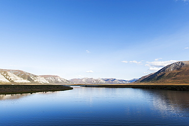 Noatak river and the brooks range gates of the arctic national park northwestern alaska, Alaska united states of america