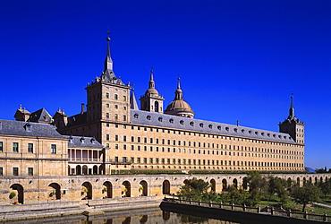 San Lorenzo De El Escorial Monastery And Palace, Burial Place Of Spanish Monarchs