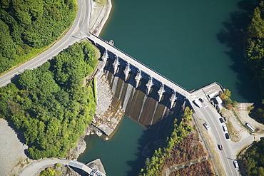 Stave Lake Dam, Canada, British Columbia, Fraser Valley