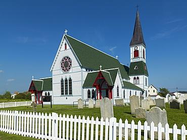 St. Paul's Anglican Church, Trinity, Newfoundland And Labrador, Canada