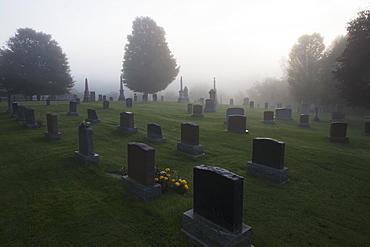 Boston Mills Cemetery, Caledon, Ontario, Canada