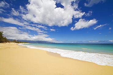 Baldwin Beach On The North Shore Of Maui, Paia, Maui, Hawaii, United States Of America