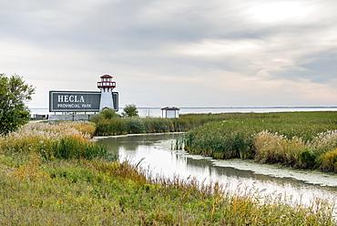 Hecla Island Provincial Park, Riverton, Manitoba, Canada