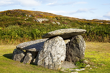 The Altar Dolmen, Near Schull, County Cork, Ireland