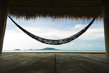 An Hammock On The Seaside, Kep, Cambodia