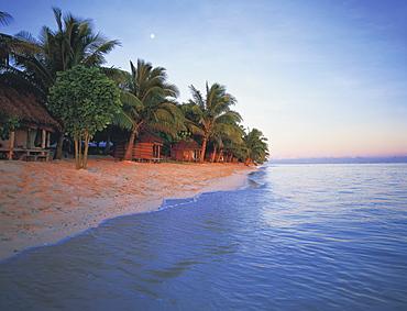 Tanu's Beach Fales, Savaii Island, Samoa