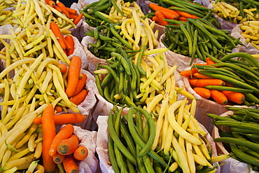 Produce For Sale At A Roadside Stand, Dunham, Quebec, Canada