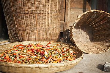 Traditional Chinese Farming, Lijiang, Yunnan Province, China
