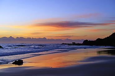 Sunrise At Port Macquarie Beach, Port Macquarie, New South Wales, Australia
