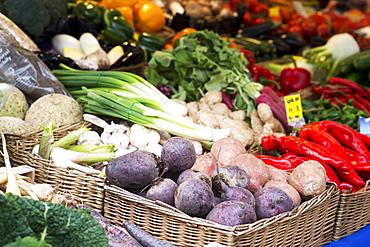Farmers Market, Frankfurt, Germany