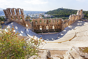 Amphitheatre Of Herodeion, Athens, Greece