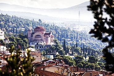 Agios Pavlos Church, Thessaloniki, Greece