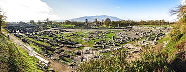 Ruins, Philippi, Greece