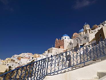 Greek Architecture, Santorini, Greece