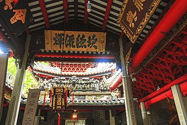 Foshan Ancestral Temple, Near Guangzhou, Foshan, Guangdong Province, China