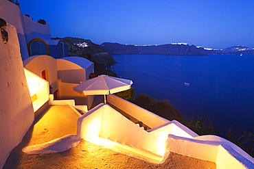Sunset Villa, Santorini Island, Greece