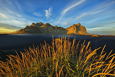 Vestrahorn, Near The Town Of Hofn In Southeastern Iceland, Iceland