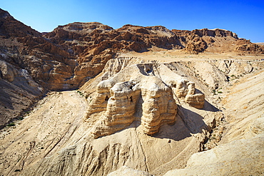 Qumran Caves, Cave 4, Qumran, Israel