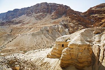 Qumran Caves, Qumran, Israel