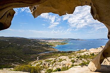 View From Capo D'orso, Palau, Sardinia, Italy