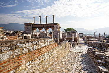 Tomb Of Saint John And Saint John's Bascilica, Ephesus, Turkey