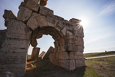 Ruins Of Ancient Laodicea, An Early Centre Of Christianity And One Of The Seven Churches Of Revelation, Laodicea, Turkey