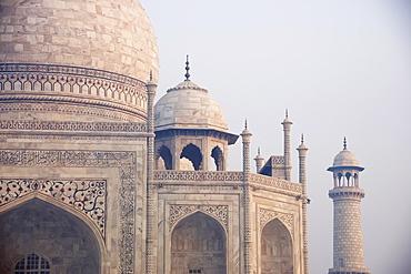 Taj Mahal Domes, Agra, Uttar Pradesh, India