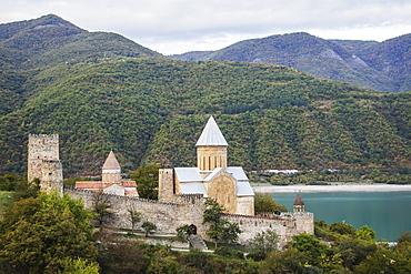 Ananuri Castle, Mtskheta-Mtianeti, Georgia