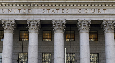 United States Court Building, New York City, New York, United States Of America