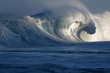 Breaking Wave, Hawaii, United States Of America