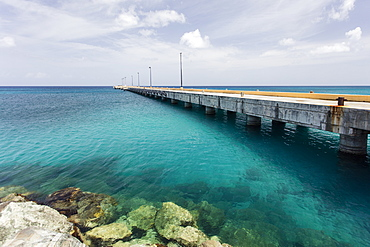 Frederiksted Pier, St. Croix, Virgin Islands, United States Of America