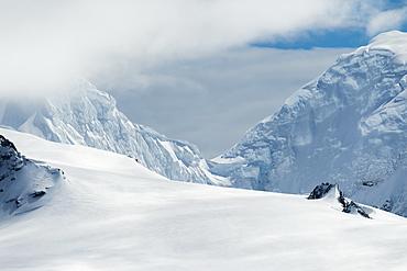 Antarctic Mountains, Antarctica
