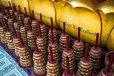 Buddhist Temple, Krong Siem Reap, Siem Reap Province, Cambodia