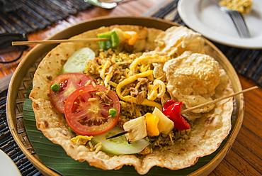 Classic Balinese Food, Bali Island, Indonesia