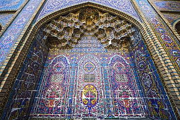 Nasir Ol Molk Mosque, Shiraz, Fars Province, Iran