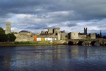St. Johns Castle; Co Limerick, Ireland