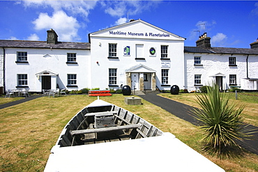 Inishowen Maritime Museum, Greencastle, County Donegal, Ireland