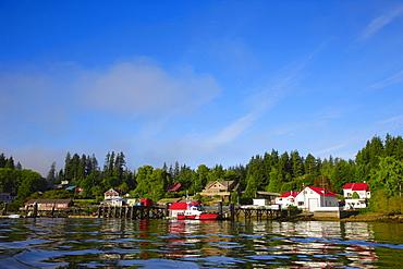 Bamfield On Vancouver Island