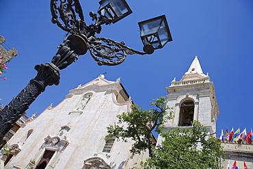 San Giuseppe Church; Taormina, Sicily, Italy