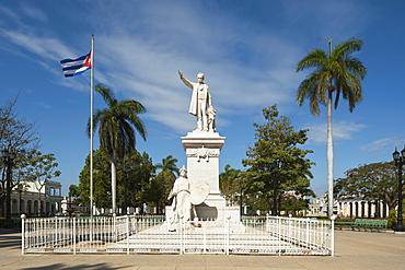 Memorial To Jose Marti In Parque Marti; Cienfuegos, Cuba