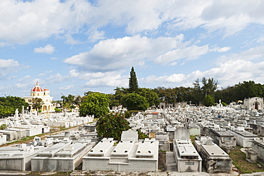 Necropolis Colon, Second Largest Cemetery In The World; Havana, Cuba