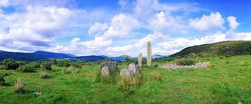 Kealkill, County Cork, Ireland, Recumbent Stone Circle