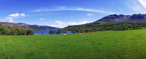 Glencar Lake, County Sligo, Ireland