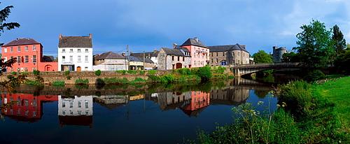 River Nore, Kilkenny, County Kilkenny, Ireland