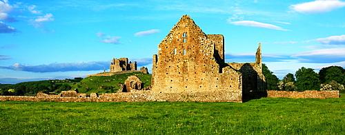 Rock Of Cashel, Hore Abbey, Cashel, County Tipperary, Ireland