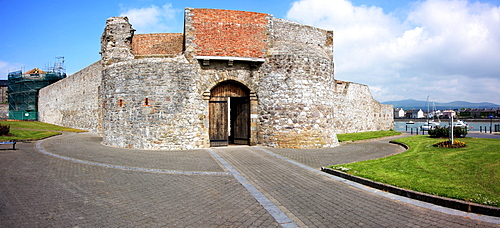 Dungarvan Castle, Dungarvan, County Waterford, Ireland