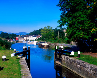 River Barrow At Graiguenamanagh, County Kilkenny, Ireland
