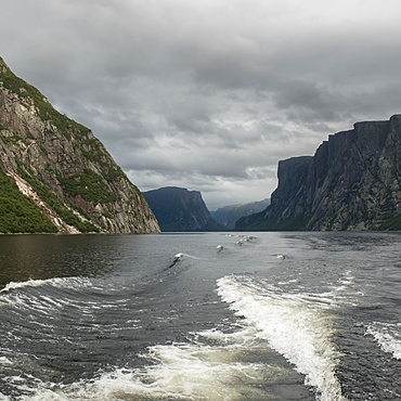 Norris Point In Gros Morne National Park, Newfoundland, Canada
