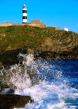 Lighthouse, Old Head, Kinsale, Co Cork, Ireland