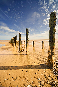Low Tide, Humberside, England